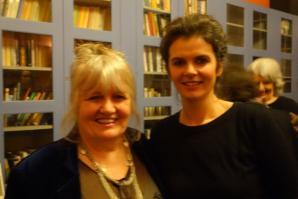 Siobhain Mackay and Tara Bergin