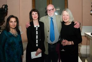 T S Eliot Prize Ceremony