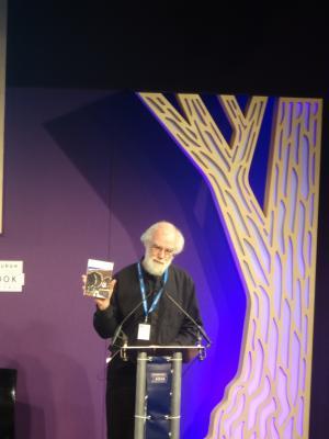 <b>Rowan Williams at Edinburgh International Book Festival</b>