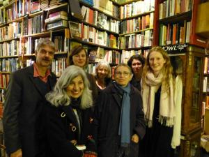 Five Carcanet Poets plus Marylin Hacker and Alice
