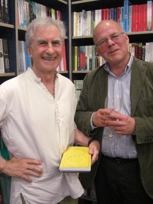 Gabriel Josipovici and Michael Schmidt