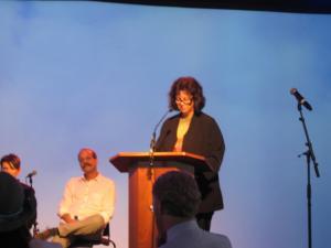 Evelyn Schlag, Poetry Karaoke