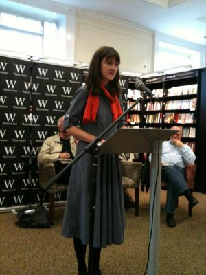 Kate Kilalea , Waterstones Reading