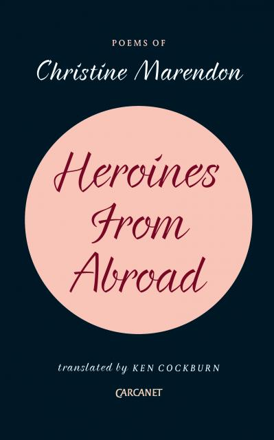 Cover image of Heroines from Abroad by Christine Marendon
