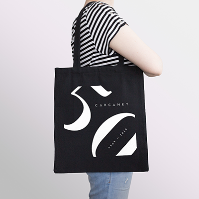 Photo of Carcanet tote bag