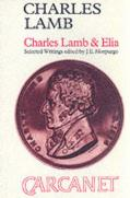 Cover Picture of Charles Lamb and Elia