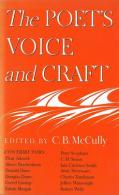 Cover Picture of The Poet's Voice and Craft