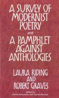 Cover Picture of A Survey of Modernist Poetry